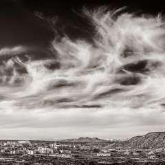 Duane-Miller-Laguna-Pueblo-Clouds