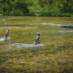 Dougall-Dick-Fishing-near-Bryson-City-Enhanced