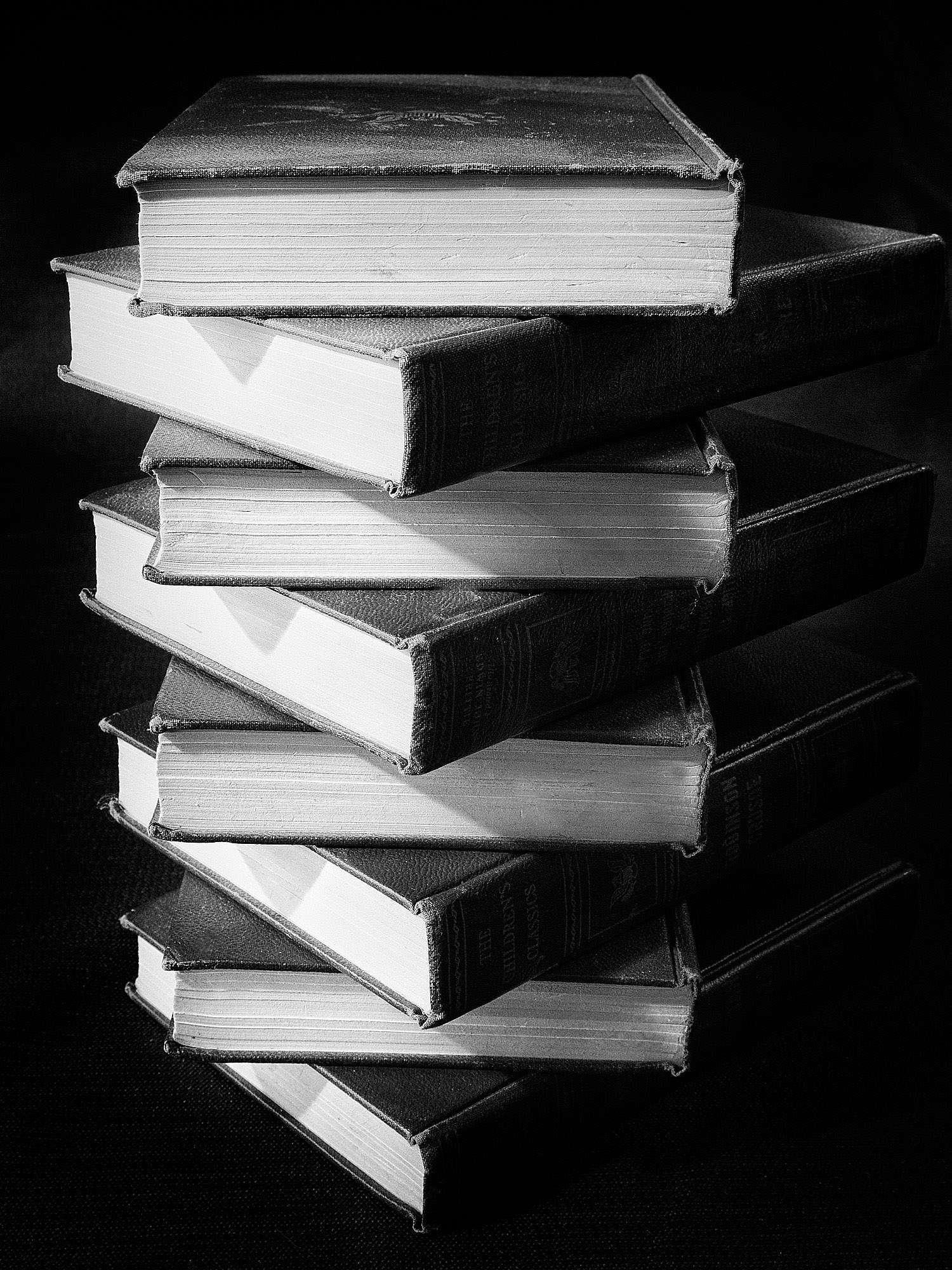 Walt Viney - Books (2nd Place)