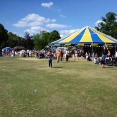 Essex Club - 19 Strawberry Fair in June