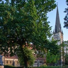 Essex Club - 22 St Thomas a Becket Church