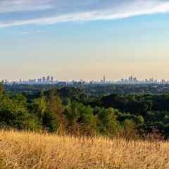 Essex Club - 8 View to London from Brentwood
