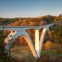 Natchez Trace Bridge (Near Leiper's Fork)