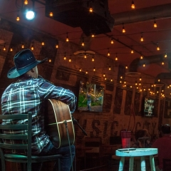 Live Music in Bars