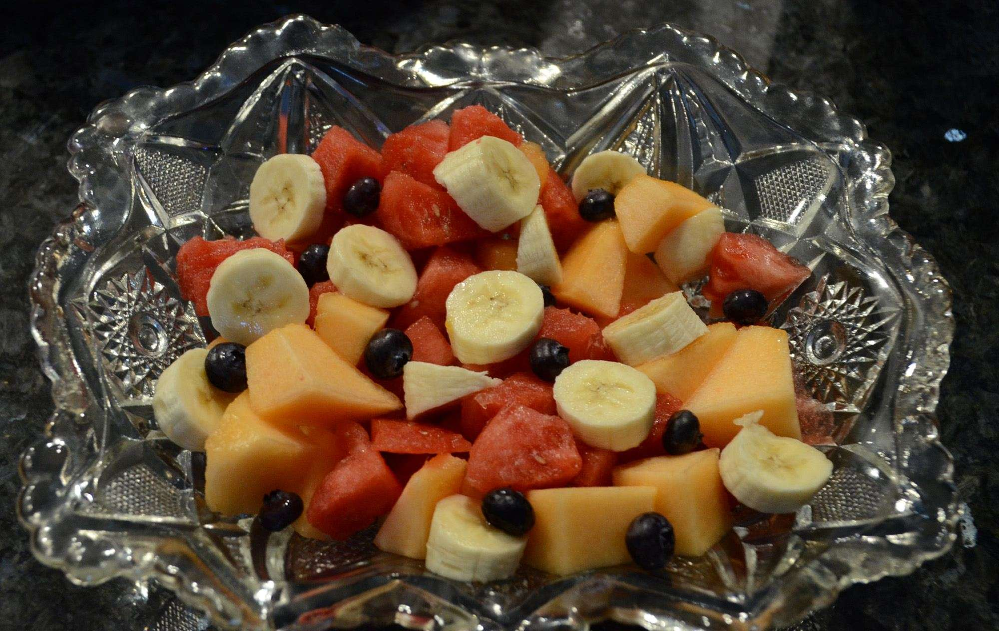 Bill Throneberry - Food