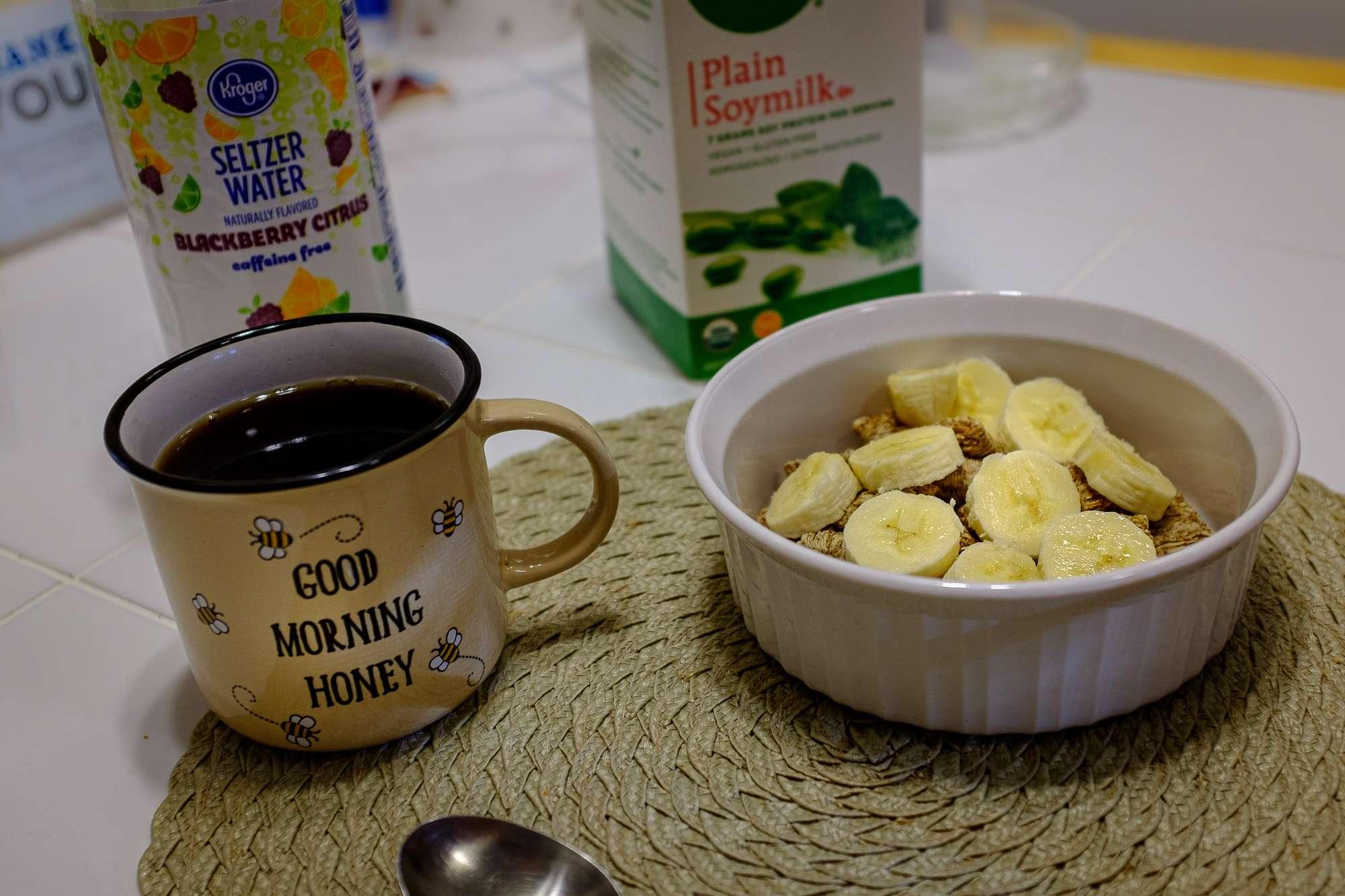 Ed Batsel - Food - Breakfast Time