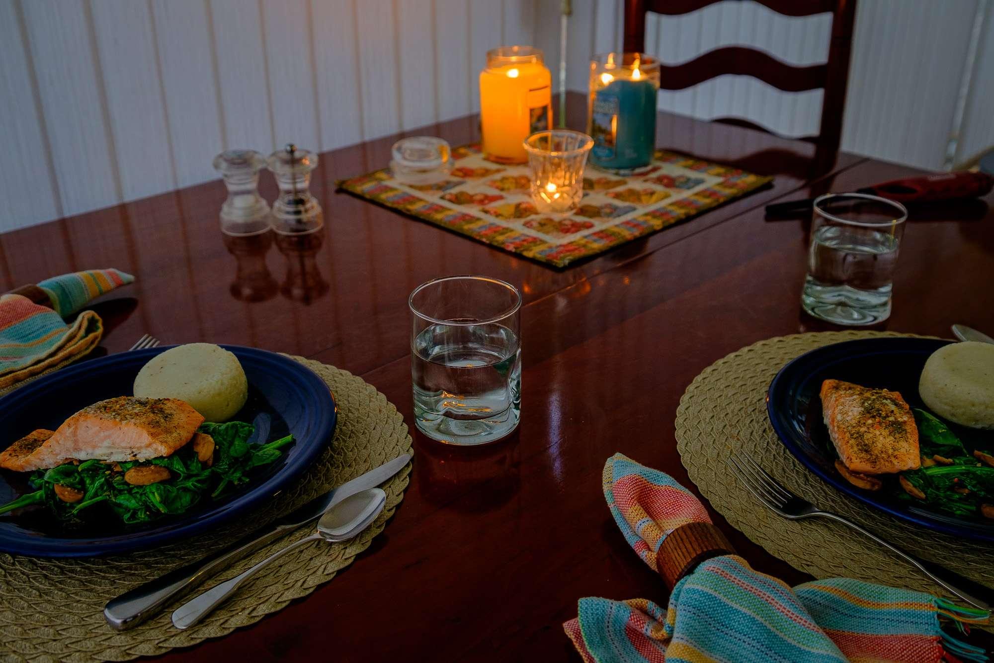 Ed Batsel - Food - Dinner Time
