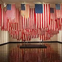 Frist-Art-Museum-Torn-Flags_R732169