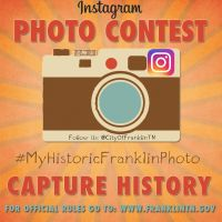 My Historic Franklin Photo Contest
