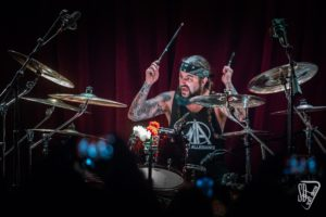Scott Diussa-drummer