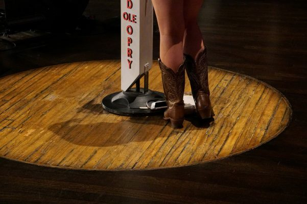 Betty Cowart - Opry Outing